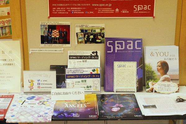 SPAC展示