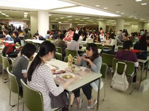 食堂風景2