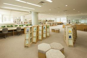 小鹿図書館