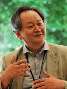 猪木武徳 氏(大阪大学名誉教授)