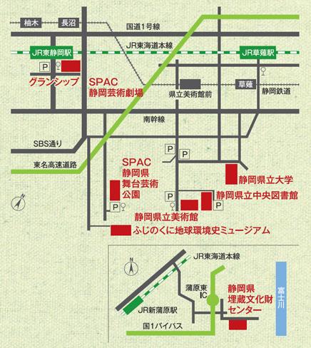 ムセイオン地図