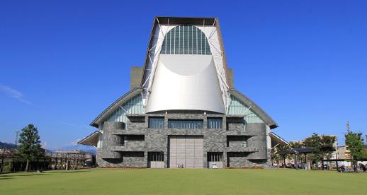 静岡県コンベンションアーツセンター グランシップ