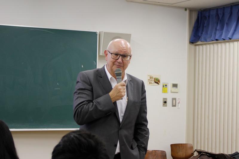 イオアン・ミルチャ・パシュク欧州議会副議長