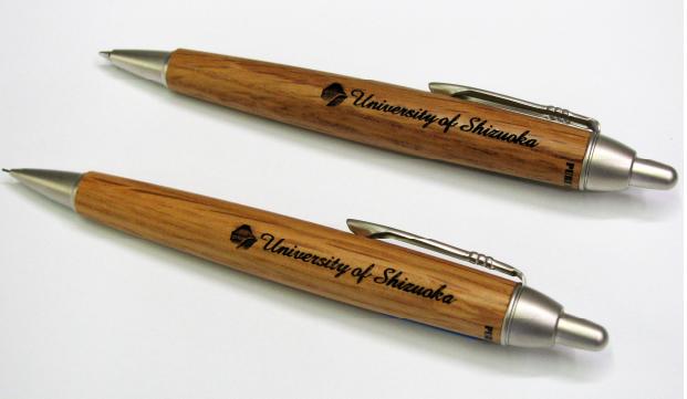 木製ボールペン・シャープペンシル